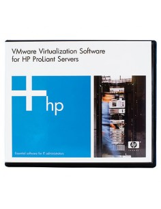 Hewlett Packard Enterprise VMware vCenter Site Recovery Manager 25 Virtual Machines 3yr Software virtualisointiohjelma Hp BD751A