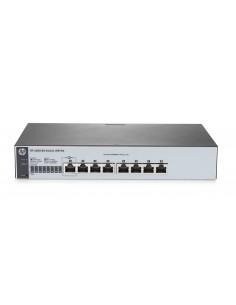 Hewlett Packard Enterprise 1820-8G hanterad L2 Gigabit Ethernet (10/100/1000) 1U Grå Hp J9979A - 1