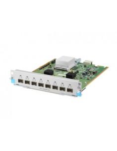 Hewlett Packard Enterprise 8-port 1G/10GbE SFP+ MACsec v3 zl2 Module nätverksswitchmoduler 10 Gigabit Hp J9993A - 1
