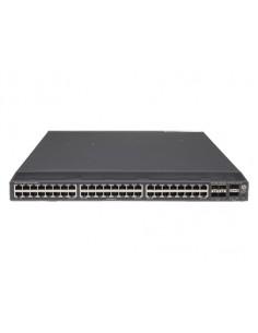 Hewlett Packard Enterprise FlexFabric 5900AF 48G 4XG 2QSFP+ Hallittu L3 Gigabit Ethernet (10/100/1000) 1U Harmaa Hp JG510A - 1