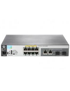 Hewlett Packard Enterprise Aruba 2530 8 PoE+ Internal PS hanterad L2 Fast Ethernet (10/100) Strömförsörjning via (PoE) stöd 1U H