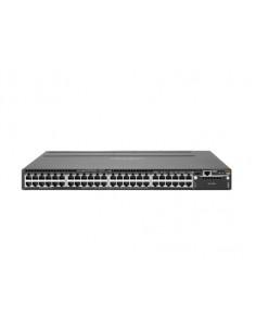 Hewlett Packard Enterprise Aruba 3810M 48G 1-slot Switch hanterad L3 Gigabit Ethernet (10/100/1000) 1U Svart Hp JL072A - 1