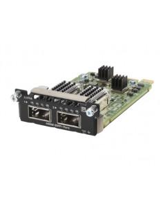 Hewlett Packard Enterprise Aruba 3810M 2QSFP+ 40GbE Module nätverksswitchmoduler Hp JL079A - 1