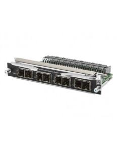 Hewlett Packard Enterprise Aruba 3810M 4-port Stacking module network switch Hp JL084A - 1