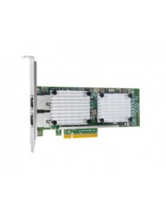 Hewlett Packard Enterprise StoreFabric CN1100R 10GBASE-T Dual Port Converged Intern Fiber 10000 Mbit/s Hp N3U52A - 1