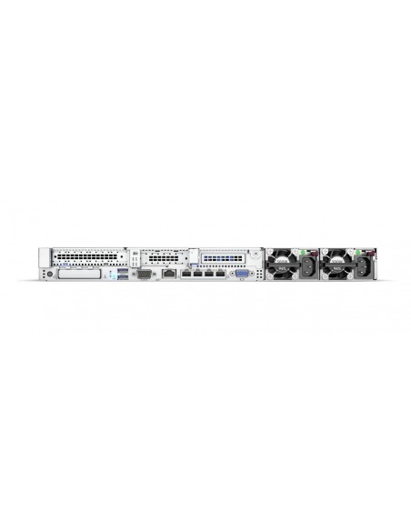 Hewlett Packard Enterprise ProLiant DL360 Gen10 palvelin 40 TB 1.7 GHz 8 GB Teline ( 1U ) Intel® Xeon® 500 W DDR4-SDRAM Hp P0188