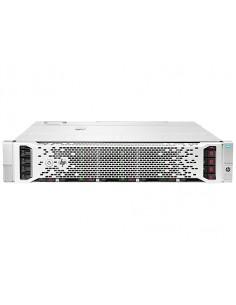 Hewlett Packard Enterprise D3700 disk array Rack (2U) Aluminium Hp QW967A - 1