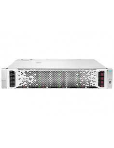 Hewlett Packard Enterprise D3700 hårddiskar Rack (2U) Gjuten aluminium Hp QW967A - 1