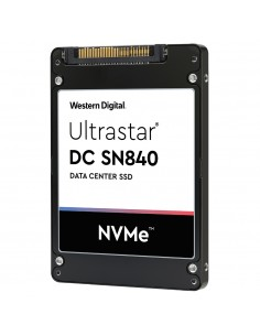 "Western Digital Ultrastar DC SN840 2.5"" 15360 GB PCI Express 3.1 3D TLC NVMe Western Digital 0TS2058 - 1"