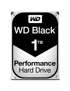 "Western Digital Black 3.5"" 1000 GB Serial ATA III Western Digital WD1003FZEX - 1"