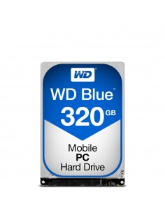 "Western Digital Blue PC Mobile 2.5"" 320 GB Serial ATA III Western Digital WD3200LPCX - 1"