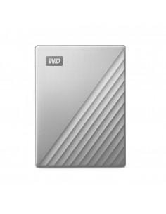 Western Digital My Passport Ultra for Mac external hard drive 5000 GB Silver Western Digital WDBPMV0050BSL-WESN - 1