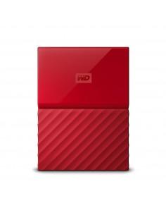 Western Digital My Passport external hard drive 2000 GB Red Western Digital WDBS4B0020BRD-WESN - 1
