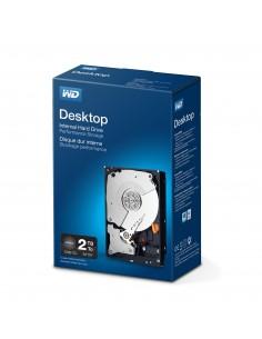 """Western Digital Desktop Performance 3.5"""" 2000 GB Serial ATA III Western Digital WDBSLA0020HNC-ERSN - 1"""