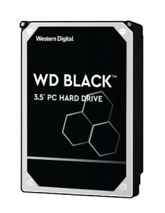 "Western Digital Black 3.5"" 6000 GB Serial ATA III Western Digital WDBSLA0060HNC-WRSN - 1"