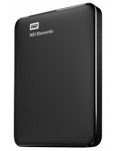 Western Digital WD Elements Portable externa hårddiskar 1000 GB Svart Western Digital WDBUZG0010BBK-WESN - 1