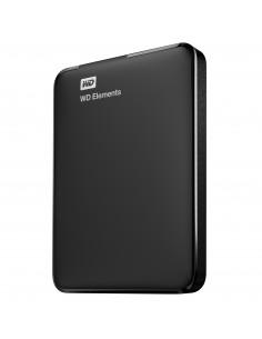 Western Digital WD Elements Portable external hard drive 750 GB Black Western Digital WDBUZG7500ABK-WESN - 1