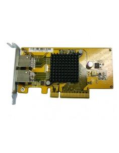 QNAP LAN-1G2T-U verkkokortti Sisäinen Ethernet 1000 Mbit/s Qnap LAN-1G2T-U - 1