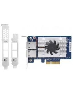 QNAP QXG-10G2T-107 nätverkskort 100 Mbit/s Qnap QXG-10G2T-107 - 1