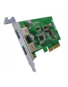 QNAP USB-U31A2P01 liitäntäkortti/-sovitin Sisäinen USB 3.2 Gen 1 (3.1 1) Qnap USB-U31A2P01 - 1