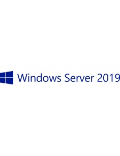 Hewlett Packard Enterprise Microsoft Windows Server 2019 5 licens/-er Licens Flerspråkig Hp P11077-A21 - 1