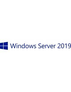 Hewlett Packard Enterprise Microsoft Windows Server 2019 5 lisenssi(t) Lisenssi Monikielinen Hp P11077-A21 - 1