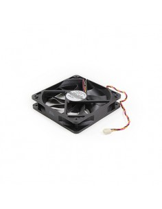 Synology FAN 120*120*25_4 Computer cooling component case 12 cm Black Synology FAN 120*120*25_4 - 1