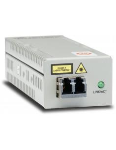 Allied Telesis AT-DMC1000/LC mediakonverterare för nätverk 1000 Mbit/s 850 nm Flerläge Grå Allied Telesis AT-DMC1000/LC - 1