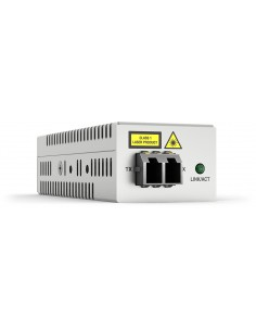 Allied Telesis AT-DMC1000/LC-00 verkon mediamuunnin 1000 Mbit/s 850 nm Monitila Harmaa Allied Telesis AT-DMC1000/LC-00 - 1