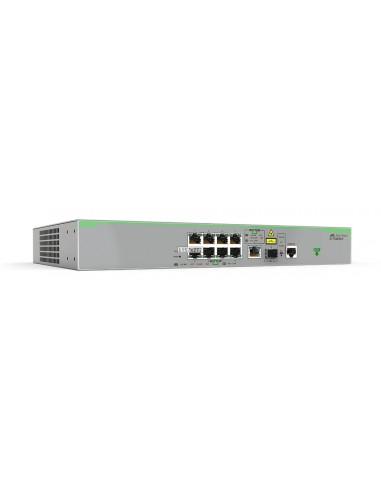 Allied Telesis AT-FS980M/9 hanterad L3 Fast Ethernet (10/100) Grå Allied Telesis AT-FS980M/9-30 - 1