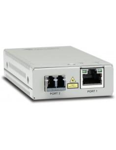 Allied Telesis AT-MMC200/LC-960 verkon mediamuunnin 100 Mbit/s 1310 nm Harmaa Allied Telesis AT-MMC200/LC-960 - 1