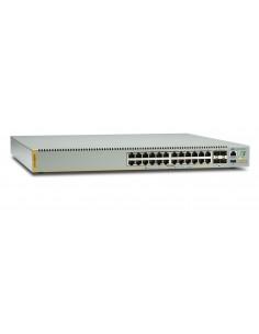 Allied Telesis AT-x510-28GPX-50 Unmanaged Gigabit Ethernet (10/100/1000) Power over (PoE) Grey Allied Telesis AT-X510-28GPX-50 -