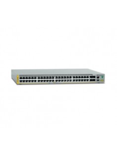 Allied Telesis AT-x510-52GTX hanterad L3 Gigabit Ethernet (10/100/1000) 1U Vit Allied Telesis AT-X510-52GTX-30 - 1