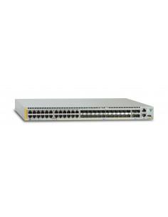 Allied Telesis AT-x930-28GSTX hanterad L3 Gigabit Ethernet (10/100/1000) Grå Allied Telesis AT-X930-28GSTX - 1