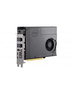 Intel BKNUC9V7QNB sulautettu tietokone 2.6 GHz 9. sukupolven Intel® Core™ i7 Intel BKNUC9V7QNB - 1