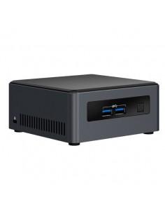Intel NUC BLKNUC7I7DNH2E datorhölje & moderkort UCFF Svart BGA 1356 i7-8650U 1.9 GHz Intel BLKNUC7I7DNH2E - 1