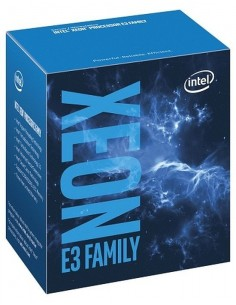 Intel Xeon E3-1245V5 processor 3.5 GHz 8 MB Smart Cache Intel BX80662E31245V5 - 1