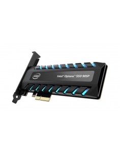 Intel Optane SSDPED1D960GAX1 internal solid state drive Half-Height/Half-Length (HH/HL) 960 GB PCI Express 3.0 3D XPoint NVMe In