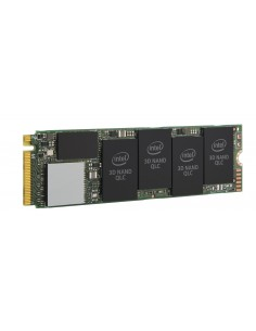 Intel Consumer 660p M.2 512 GB PCI Express 3.0 3D2 QLC NVMe Intel SSDPEKNW512G801 - 1