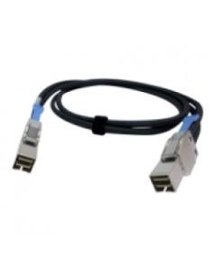 QNAP CAB-SAS05M-8644 SAS (Serial Attached SCSI) -kaapeli 0.5 m Qnap CAB-SAS05M-8644 - 1