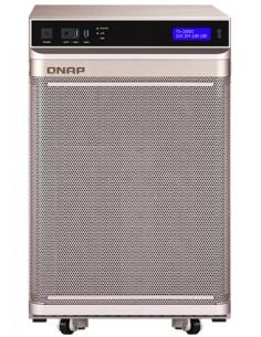 QNAP TS-2888X-W2145-512G NAS- & lagringsservrar Tower Nätverksansluten (Ethernet) Silver W-2145 Qnap TS-2888X-W2145-512G - 1