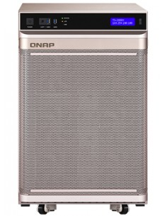 QNAP TS-2888X-W2195-512G NAS- & lagringsservrar Tower Nätverksansluten (Ethernet) Silver W-2195 Qnap TS-2888X-W2195-512G - 1