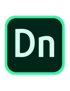 Adobe Dimension CC 1 lisenssi(t) Englanti Adobe 65286801BB02A12 - 1