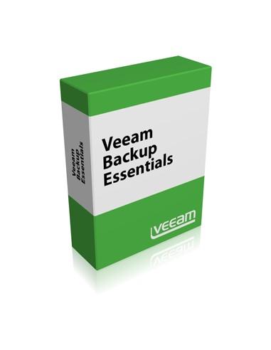 Veeam Backup Essentials Veeam P-ESSENT-VS-P0000-U6 - 1