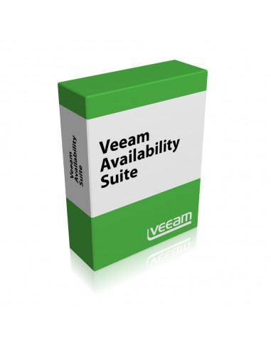 Veeam P-VASENT-VS-P0000-00 programlicenser/uppgraderingar 1 licens/-er Veeam P-VASENT-VS-P0000-00 - 1