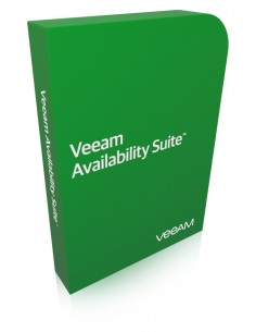 Veeam Availability Suite Lisenssi Veeam P-VASPLS-VS-P0000-U1 - 1