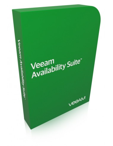 Veeam Availability Suite License Veeam P-VASSTD-HS-P0000-00 - 1