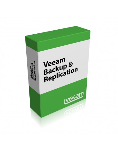 Veeam P-VBRSTD-VS-P0000-U7 ohjelmistolisenssi/-päivitys 1 lisenssi(t) Veeam P-VBRSTD-VS-P0000-U7 - 1