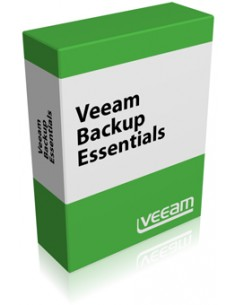 Veeam Backup Essentials Veeam V-ESSENT-VS-P04YP-00 - 1