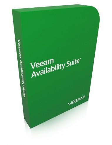 Veeam Availability Suite Lisenssi Veeam V-VASSTD-VS-P0000-U8 - 1